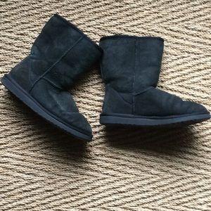 AUTH UGG classic short black size 6 EUC